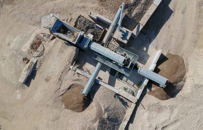 Nuovo impianto di triturazione e riciclo - Ricci edilizia 3