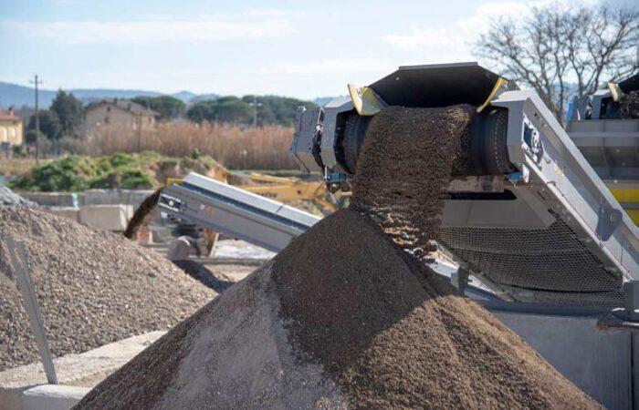 Nuovo impianto di triturazione e riciclo - Ricci edilizia 7